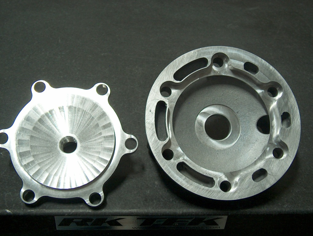 heads: GAS GAS 250 & 300 2 STROKE PERFORMANCE
