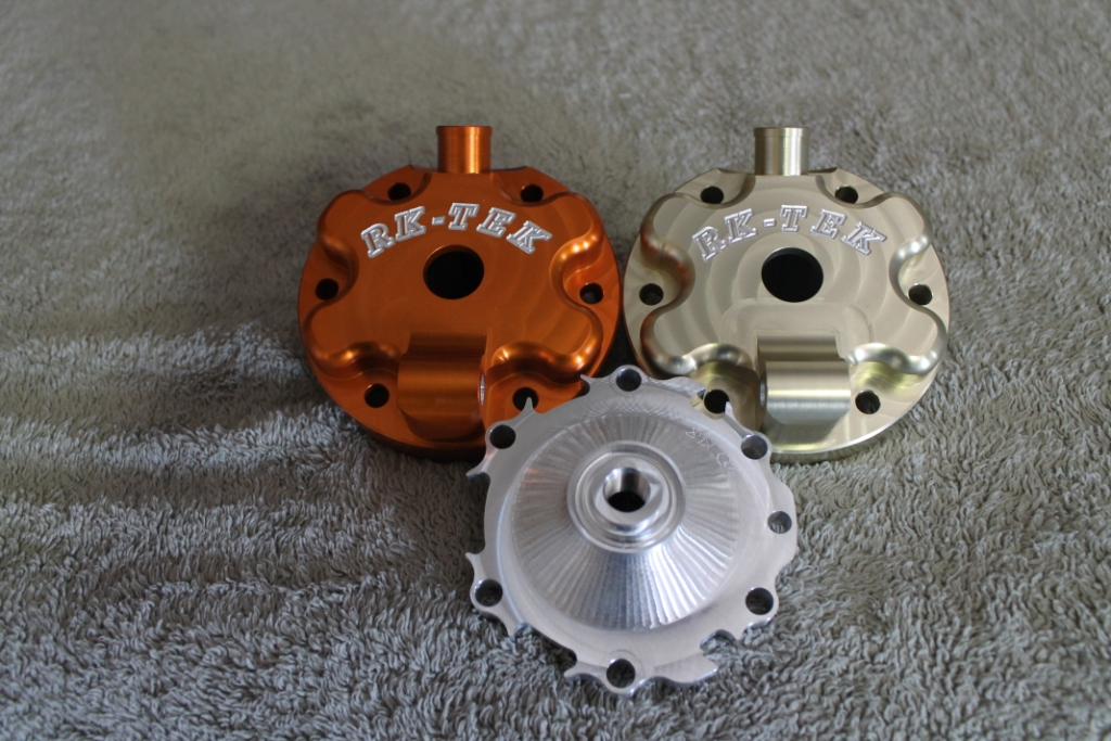 heads: 250cc & 300CC Custom Billet Heads